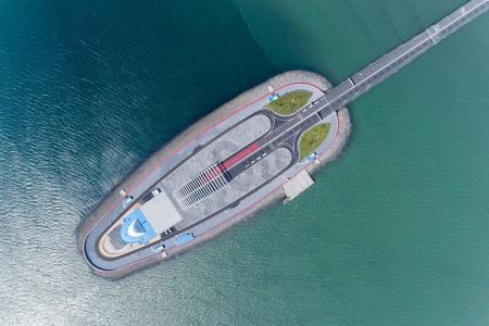 港珠澳大桥西人工岛