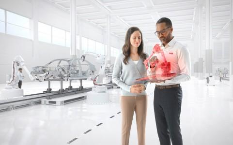 ABB携开创性的协作与数字技术参展汉诺威工业博览会