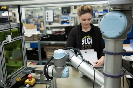 Business Continuity Cobots