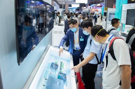 新闻图片2_西门子以数字化生态助力中国工业转型升级