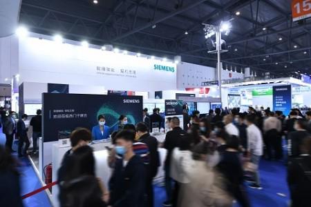 新闻图片_西门子亮相首届成都国际工业博览会