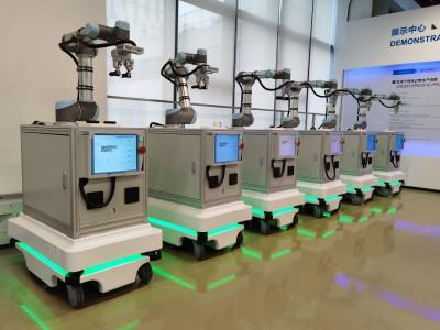 复合机器人2